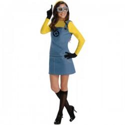 Disfraz de Minion Dave Gru mi villano favorito para mujer - Imagen 1