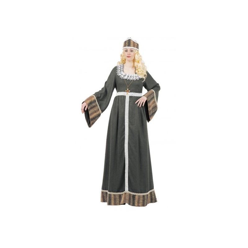 Disfraz de princesa poca medieval comprar online for Disfraces de epoca