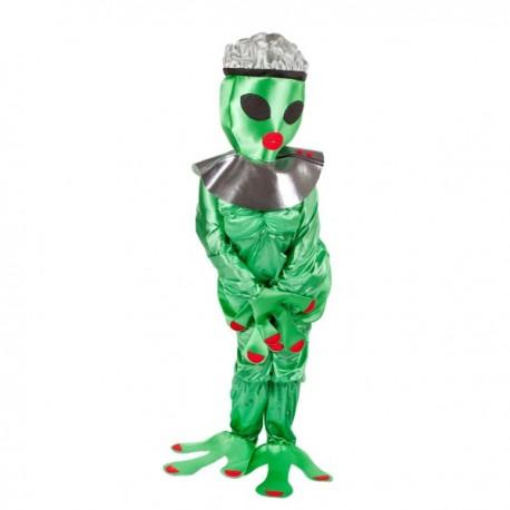 Disfraz de alien mujer - Imagen 1