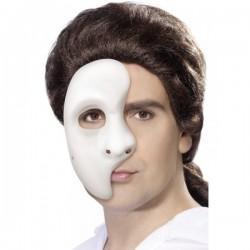 Media máscara de fantasma - Imagen 1