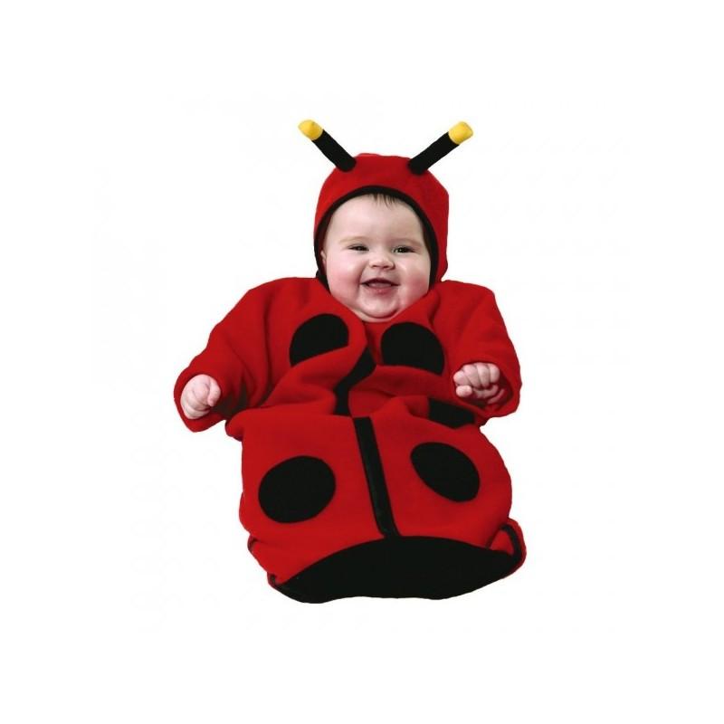 Comprar disfraz de beb mariquita online - Disfraz de mariquita bebe ...