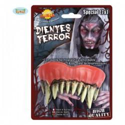 Dentadura puntiaguda - Imagen 1