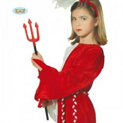 Tridente de demonio infantil - Imagen 1