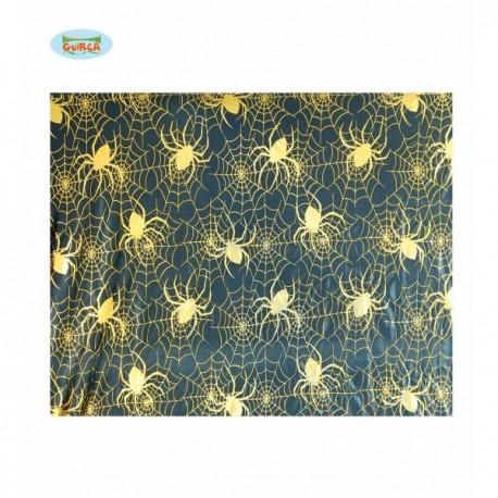 Tela de decoración telarañas - Imagen 1