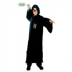 Disfraz de aprendiz de mago Harry infantil - Imagen 1