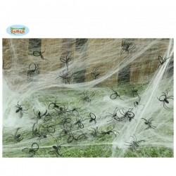 Bolsa arañas decorativas - Imagen 1