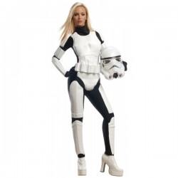 Disfraz de Stormtrooper para mujer - Imagen 1