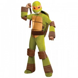 Disfraz de Mickey Tortugas Ninja infantil - Imagen 1