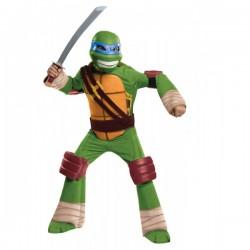 Disfraz de Leo Tortugas Ninja infantil - Imagen 1