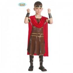 Disfraz de guerrero romano para niño - Imagen 1