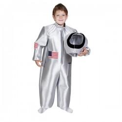 Disfraz de astronauta para niño - Imagen 1