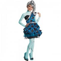 Disfraz de Frankie Stein Sweet 1600 Monster High - Imagen 1