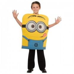 Disfraz de Minion Dave Gru mi villano favorito infantil - Imagen 1