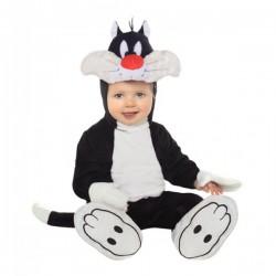 Disfraz de Silvestre para bebé - Imagen 1