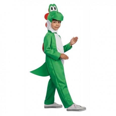 Disfraz de Yoshi deluxe infantil - Imagen 1