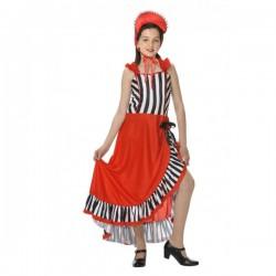 Disfraz de chevalier niña - Imagen 1