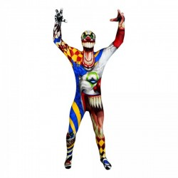 Disfraz de El Payaso Monster Collection Morphsuit - Imagen 2