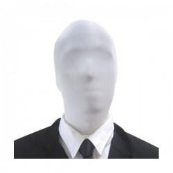 Máscara Slenderman blanca Morphsuits - Imagen 1