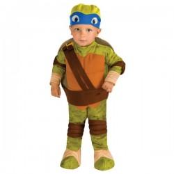 Disfraz de Leo Tortugas Ninja para bebé - Imagen 1