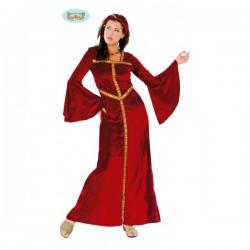 Disfraz de princesa del Renacimiento - Imagen 1