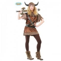Disfraz de vikinga bruta - Imagen 1
