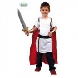 Disfraz de romano para niño - Imagen 1