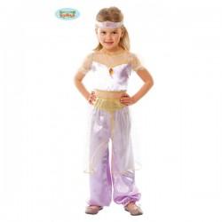 Disfraz de princesa del desierto para niña - Imagen 1