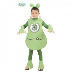 Disfraz de alienígena infantil - Imagen 1