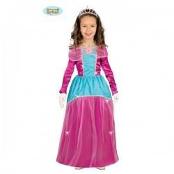 Disfraz de princesa para niña - Imagen 1