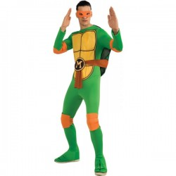 Disfraz de Mikey Tortugas Ninja classic - Imagen 1