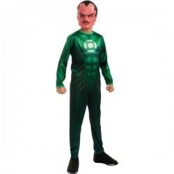 Disfraz de Siniestro de Linterna Verde para niño - Imagen 1