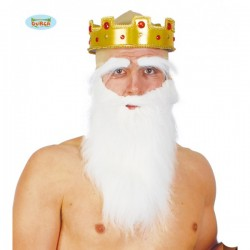 Barba blanca grande - Imagen 1