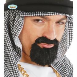 Perilla y bigote árabe - Imagen 1