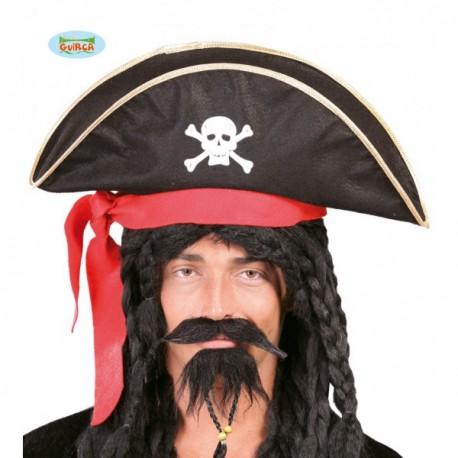 Gorro de pirata - Imagen 1