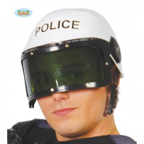 Casco de policía - Imagen 1