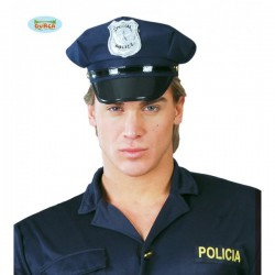 Gorro de policía - Imagen 1