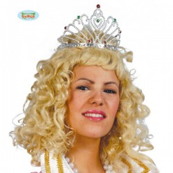 Corona de plata - Imagen 1
