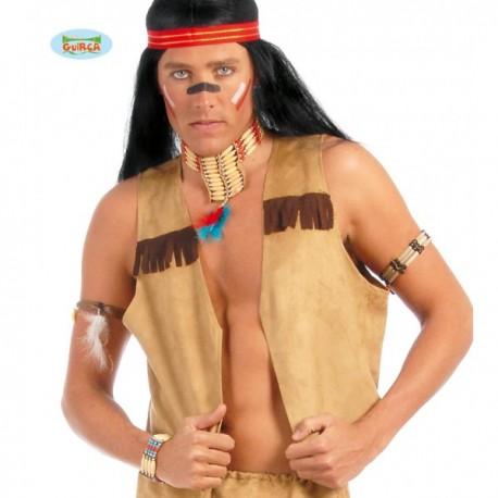 Chaleco de indio - Imagen 1