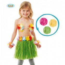 Kit de hawaiana infantil - Imagen 1