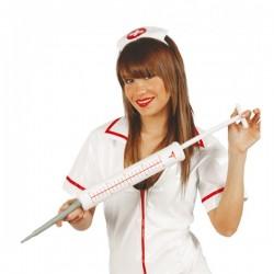 Gran jeringuilla de enfermera - Imagen 1