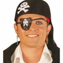Parche de pirata malvado - Imagen 1