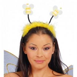 Diadema de abeja voladora - Imagen 1