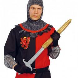 Espada de bárbaro con funda - Imagen 1