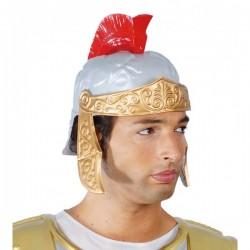 Casco de romano luchador - Imagen 1