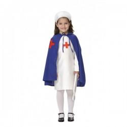 Disfraz de enfermera para niña - Imagen 1