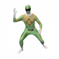 Disfraz de Power Ranger Verde Morphsuit - Imagen 1