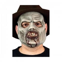 Máscara de Zombie mordiscos asesinos - Imagen 1