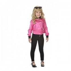 Disfraz de Pink Lady para niña - Imagen 1