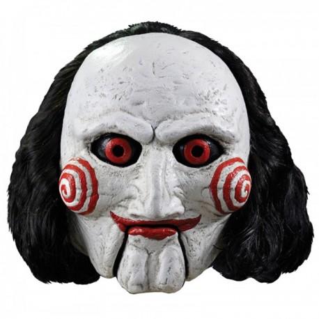 Máscara del títere Billy de Saw - Imagen 1