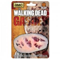 Prótesis de látex arañazos sangrientos The Walking Dead - Imagen 1